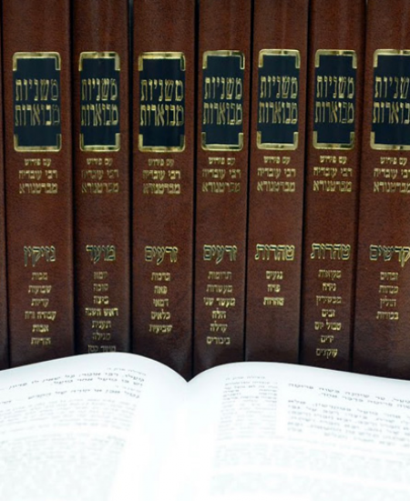 Learn Mishnayos
