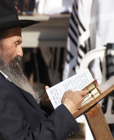 Reciting Tehillim