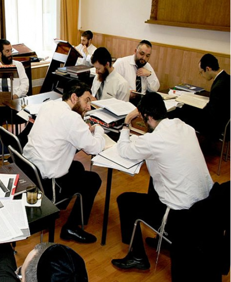 Kollel Learning