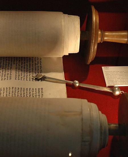 Sponsor A Sefer Torah
